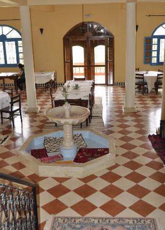 Hall d\'entrée - Picture of Maison d\'Hotes Sahara, Errachidia ...