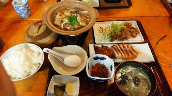 Ayuno Sansui : 夕食