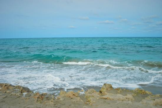 Hobe Sound, Flórida: Blowing Rocks Perserve