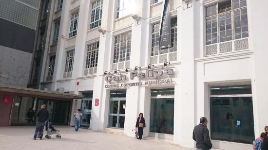 Centro Civico Can Felipa