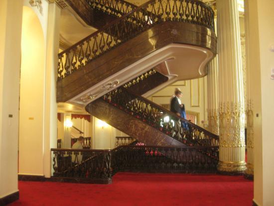 Heinz Hall Stairway