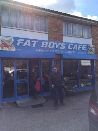 ‪Fat Boys Cafe‬