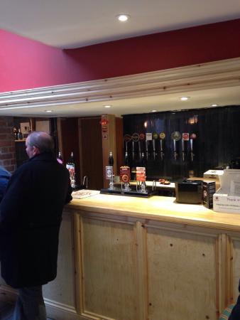 Brecon Tap bar