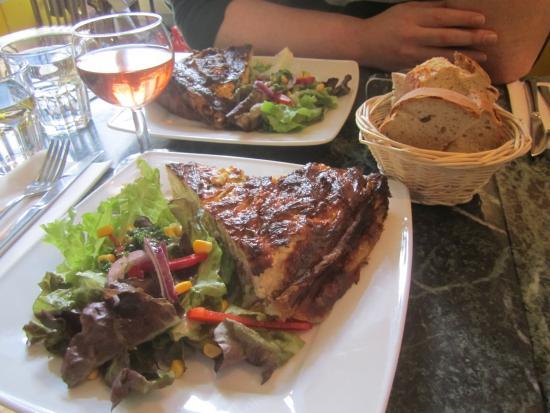 La Fourmi Ailée lunch! - photo de la fourmi ailee, paris - tripadvisor