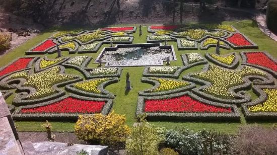 Disley, UK: The Italian garden