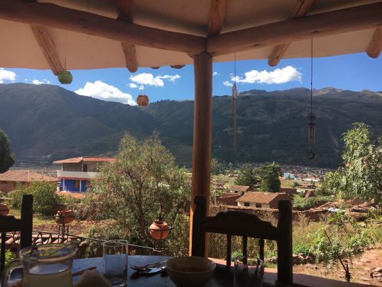 Villa Pachatusan: Ideal para recargarnos de energías y buenas vibras. Lindos paisajes y magnífico para ver las est