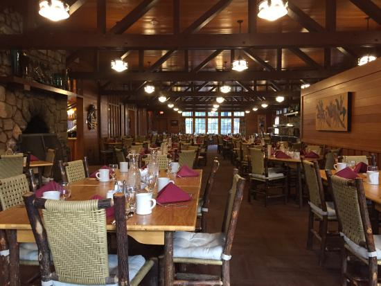 The Lodge Restaurant Picture Of The Lodge At Bryce Canyon Bryce Canyon National Park Tripadvisor