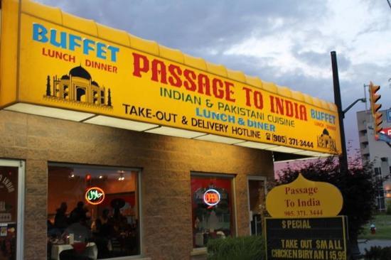 Halal Indian Pakistani Cuisine Nearby The Falls Passage To India Niagara Falls Traveller Reviews Tripadvisor