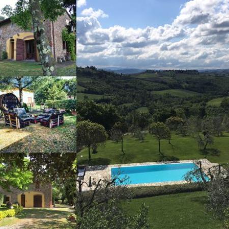 Montespertoli, อิตาลี: Podere Casanova