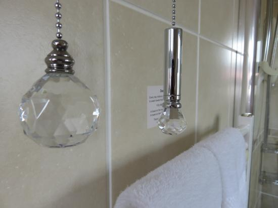 Pineview Guesthouse: Shower Room