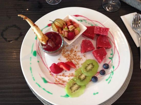 Xanten, Alemania: Dessert 1