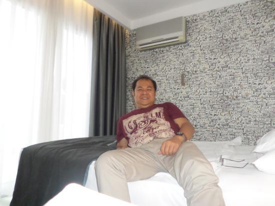 Efe Boutique Hotel: Simple but nice bedroom