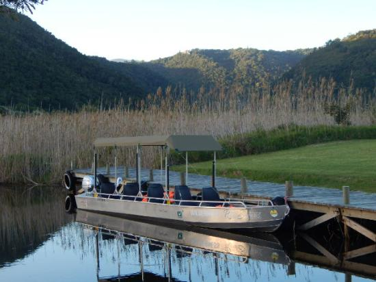 Wilderness, South Africa: Cruise on the Silver Serpent