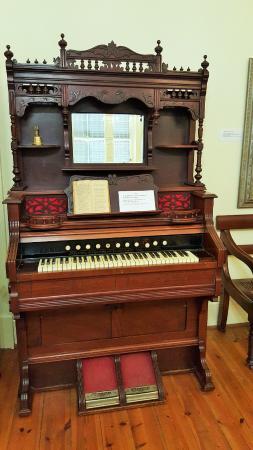 Julius Gordon Africana Centre: Organs galore there