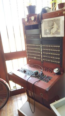 Julius Gordon Africana Centre: Few know it is a phone switchboard from the 1950s