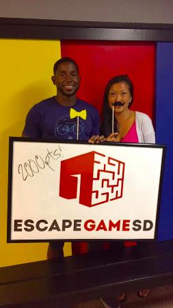 ‪Escape Game SD‬