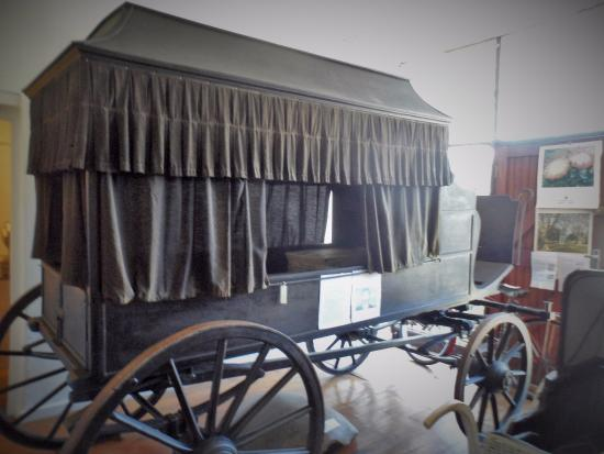 Julius Gordon Africana Centre: Hearse