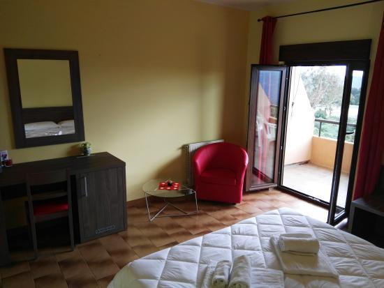 Hotel Miramonti Seulo: CAMERA MATRIMONIALE