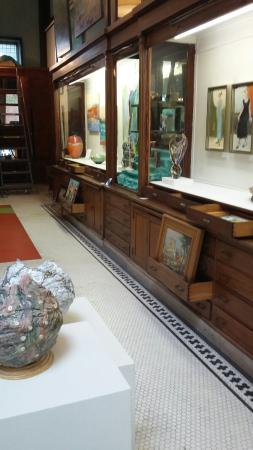 Fine Art at Baxters: Fine Art at Baxter's, drawers with great treasures.