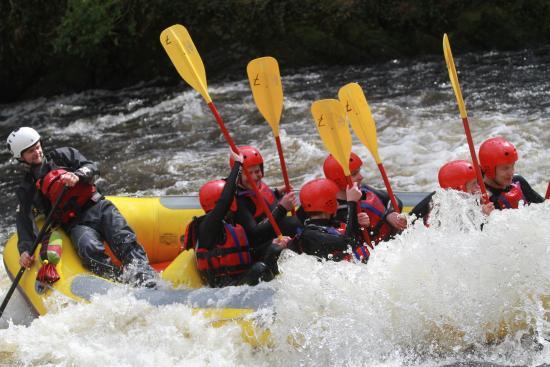 Bala Adventure and Watersports : Rafting
