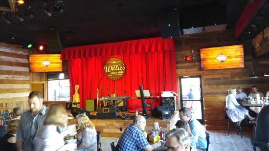 Willie's Locally Known: Inside