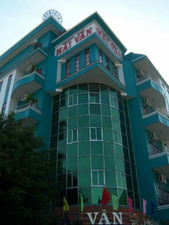 Ha Tien, Vietnam: Hai Van Hotel