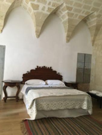 B&B Palazzo Gorgoni: View of double bedroom