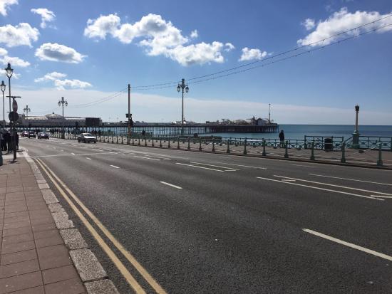 Brighton Beach: Oh I do like to be beside the seaside