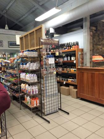 Anthony's Food Shop: diffeent isles