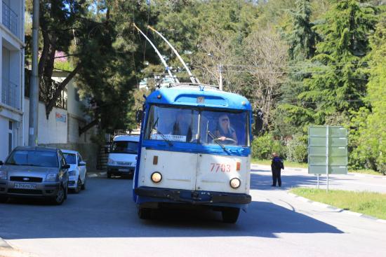 Crimean Trolleybus