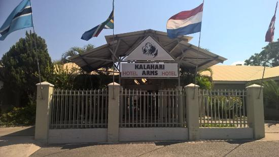 Protea Hotel Zambezi River Lodge: photo0.jpg