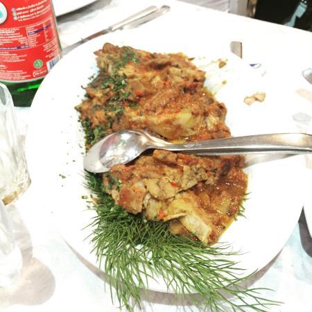 Casapulla, Италия: maialino casertano