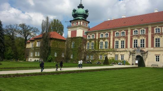 Lancut, Polandia: Zamek w Łańcucie