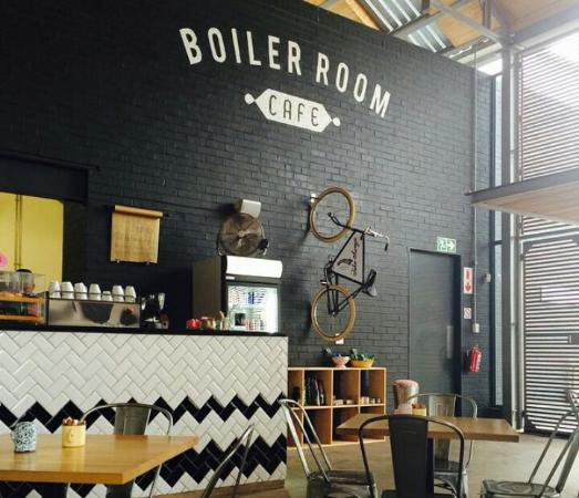 The Boiler Room Cafe - Picture of The Boiler Room Cafe, Durban ...