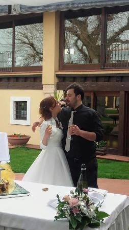 Puegnago sul Garda, Italia: matrimonio Valentina 1/4