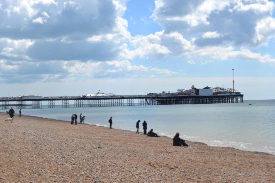 Brighton Beach: Playa
