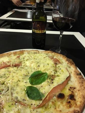 I Monelli: Pizza Terra Terra ... 👌🏼