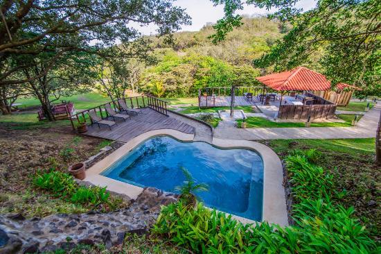 Rincon de La Vieja, Costa Rica: Thermal Pool