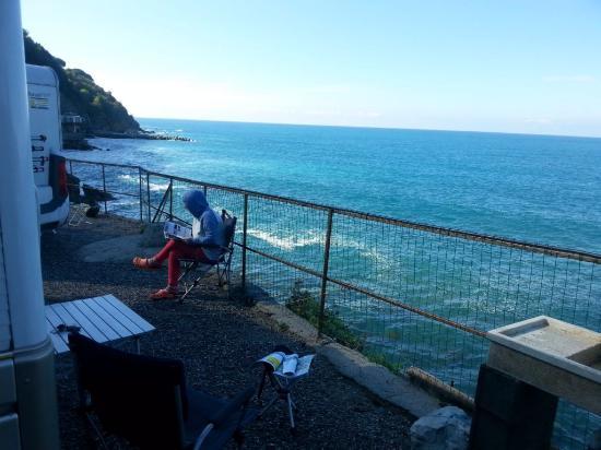 Piazzola camper - Picture of Campaggio Il Rospo, Moneglia - TripAdvisor