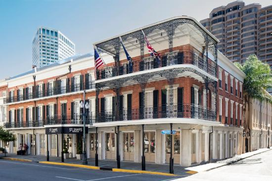 Photo of St. James Hotel New Orleans
