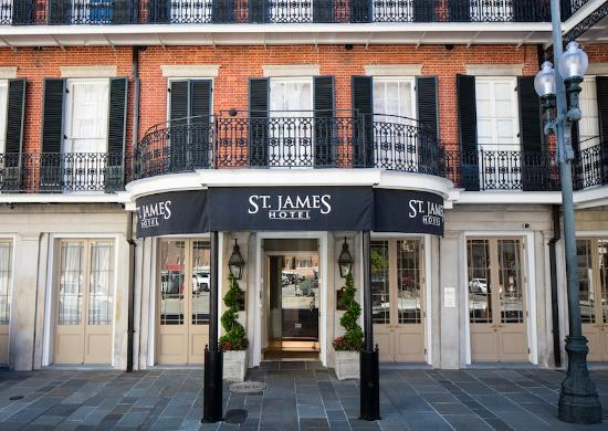 St James Hotel An Ascend Collection Member Updated 2018 Reviews Price Comparison New Orleans La Tripadvisor