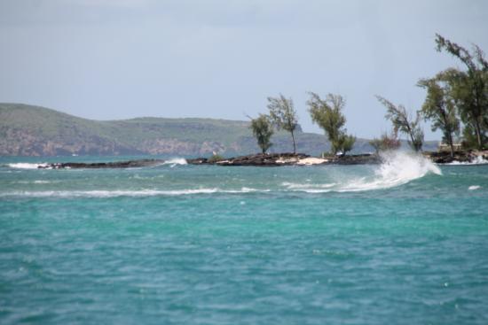 Cap Malheureux: ein wenig Wind