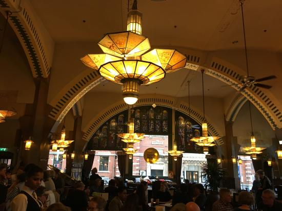 Bar Americain Amsterdam