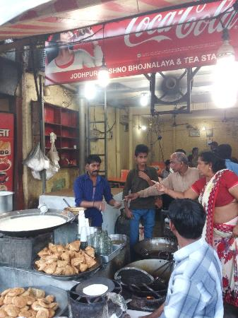 Jodhpur Vaishno Bhojanalaya and Tea Stall