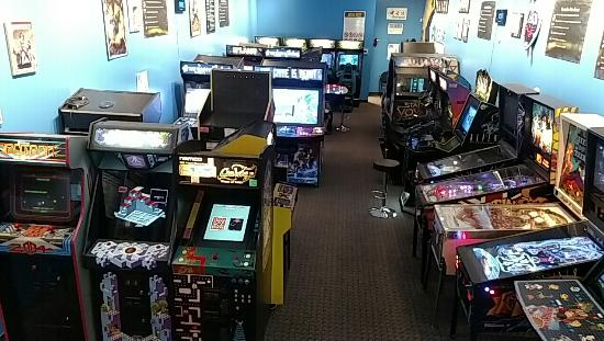 Warrington, PA: Lots of games to choose from!