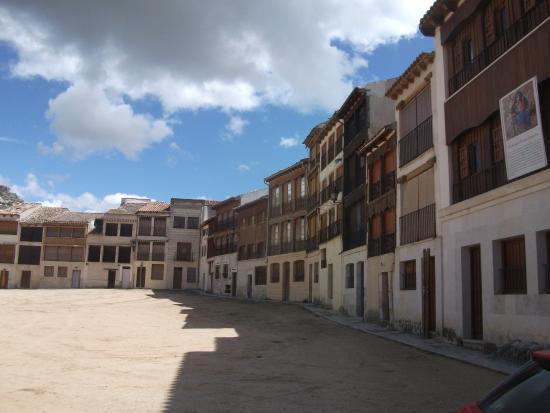 Casco Histórico: Plaza del Coso