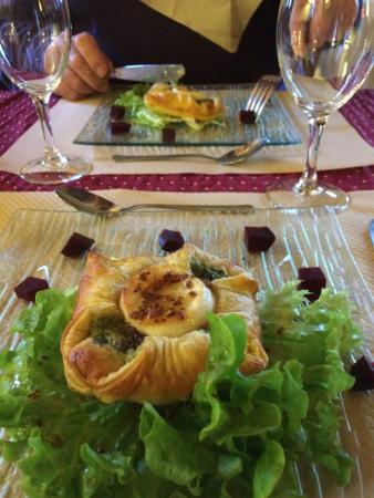 Auzelles, Francja: The Starter
