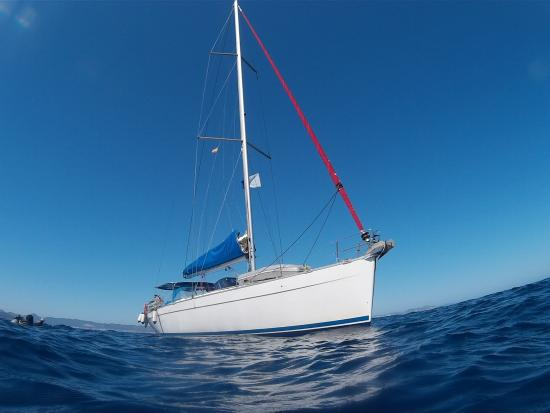 Can Pastilla, Spanje: Diving boat charter