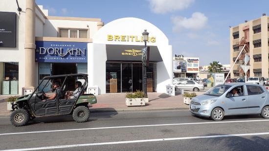 Breitling Boutique Aruba
