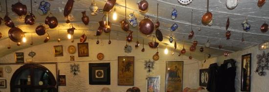 Bar Restaurante El Horreo: Comedor interior El Hórreo
